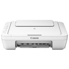 Canon PIXMA MG3051 Colour Wireless Multifunction Inkjet Printer in White