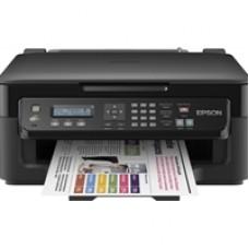 Epson WorkForce WF-2510WF Colour Wireless Multifunction Inkjet Printer
