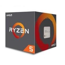 AMD Ryzen 5 1600 3.2GHz Six Core AM4 Socket Overclockable Processor