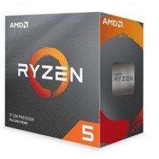 AMD Ryzen 5 3400G with Radeon Vega 11 Graphics and Wraith Stealth Cooler 3.7Ghz Quad Core AM4 Overclockable Processor