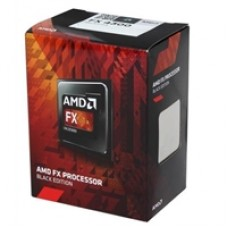 AMD FX4300 Black Edition 3.8GHz Quad Core AM3+ Socket Overclockable Processor