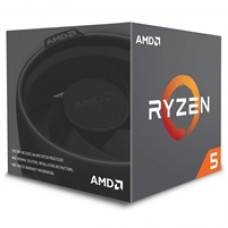 AMD Ryzen 5 2600 3.9 GHz 6 Core 12 Threads 19 MB Cache Socket AM4 Processor