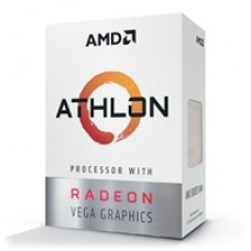 AMD Athlon 3000G Dual Core 3.5Ghz Radeon Vega 3 AM4 CPU