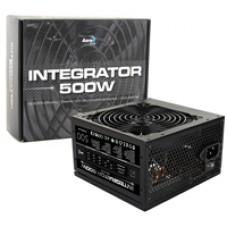 Aerocool Integrator 500W 120mm Silent Fan 80 PLUS Certified PSU