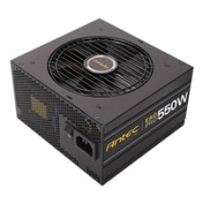 Antec EarthWatts Gold EA550G Pro 550W 120mm Silent Fan 80 PLUS Gold Semi Modular PSU