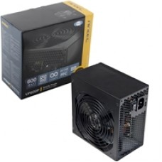 Antec VP Series VP600P 600W 120mm Silent Fan PSU