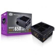 Cooler Master MWE 650W 230V V2 120mm HDB Fan 80 PLUS Bronze PSU