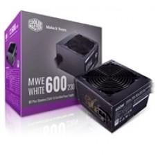 Coolermaster MWE 600W 80 Plus White PSU