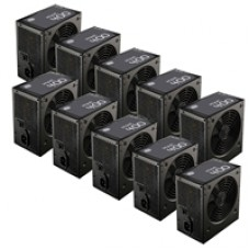 Box of 10 Cooler Master MWE 400 400W 120mm HDB Fan 80 PLUS Certified OEM System Builder PSU