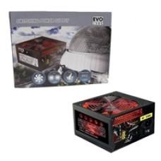 Evo Labs BR750-12R 750W 120mm Red Silent Fan PSU