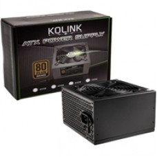 Kolink KL Series 500W 120mm Silent Fan 80 PLUS Bronze PSU