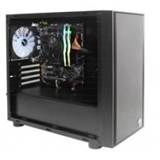 Thermaltake i5 8500 Six Core 3.0GHz 8GB RGB Memory 240GB SSD Thermal Take RGB PSU Windows 10 Home Prebuilt System