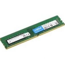 Crucial 16GB No Heatsink (1 x 16GB) DDR4 2133MHz DIMM System Memory