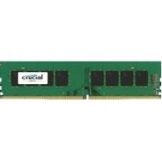 Crucial 4GB No Heatsink (1 x 4GB) DDR4 2400MHz DIMM System Memory