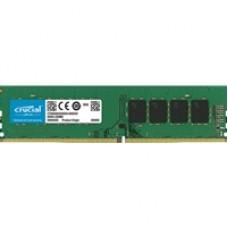Crucial 8GB No Heatsink (1 x 8GB) DDR4 2666MHz DIMM System Memory