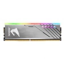 Gigabyte Aorus RGB 16GB Silver Heatsink (2 x 8GB) plus 2 x RGB Demo modules DDR4 3200MHz DIMM System Memory