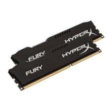 Kingston HyperX 16GB FURY Black Heatsink (2 x 8GB) DDR3 1866MHz DIMM System Memory