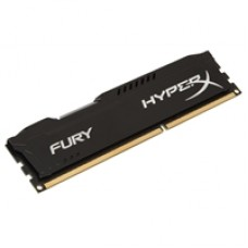Kingston HyperX 8GB FURY Black Heatsink (1 x 8GB) DDR3 1600MHz DIMM System Memory