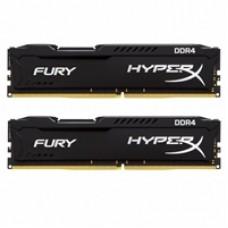 Kingston HyperX 8GB FURY Black Heatsink (2 x 4GB) DDR4 2133MHz DIMM System Memory
