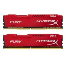 Kingston HyperX 16GB FURY Red Heatsink (2 x 8GB) DDR4 2133MHz DIMM System Memory