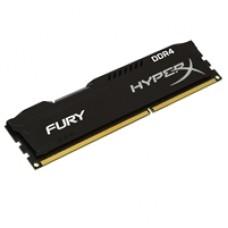 Kingston HyperX 4GB FURY Black Heatsink (1 x 4GB) DDR4 2400MHz DIMM System Memory
