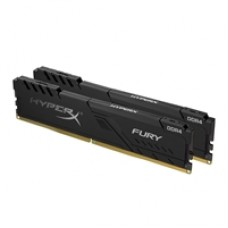 Kingston HyperX 8GB FURY Black Heatsink (2 x 4GB) DDR4 2400MHz DIMM System Memory