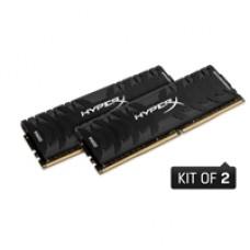 Kingston HyperX 16GB PREDATOR Black Heatsink (2 x 8GB) DDR4 3000MHz DIMM System Memory