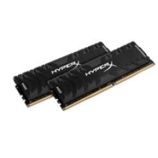 Kingston HyperX 8GB PREDATOR Black Heatsink (2 x 4GB) DDR4 3200MHz DIMM System Memory