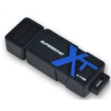 Patriot Supersonic Boost XT 64GB USB 3.1 Blk / Blue USB Flash Drive