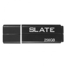 Patriot Slate 256GB USB 3.1 Black USB Flash Drive