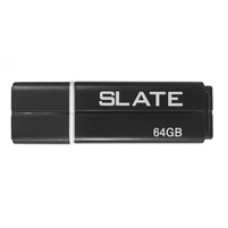 Patriot Slate 64GB USB 3.1 Black USB Flash Drive