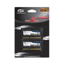 Team Elite 8GB No Heatsink (2 x 4GB) DDR3 1600MHz SODIMM System Memory