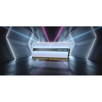 Team T-Force XTREEM ARGB 64GB White Heatsink with ARGB LEDs (2 x 32GB) DDR4 3200MHz DIMM System Memory