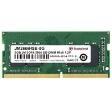 Transcend 8GB (1 x 8GB) DDR4 2666MHz SODIMM System Memory