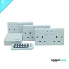 Energenie Mi|Home Smart White Socket Bundle