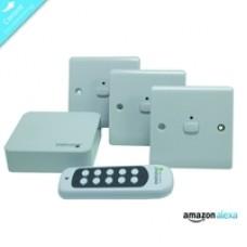 Energenie Mi|Home Smart White Switch Bundle
