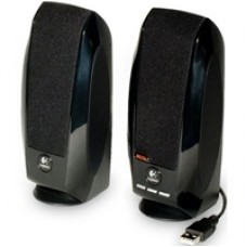 Logitech S150 USB Speakers Black