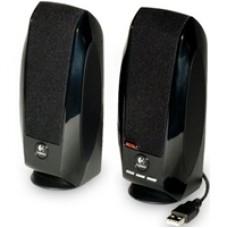 Logitech S150 USB Speakers Black