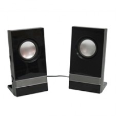 IPC VC-S191A Black 2w USB Speakers