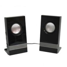 IPC VC-S191A Black 2w USB Speakers