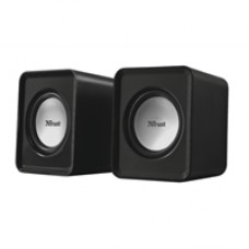 Trust 19830 Leto 6w USB 2.0 Powered Black Speakers