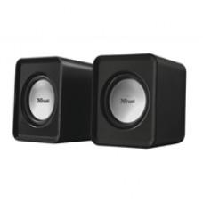 Trust 19830 Leto 6w USB 2.0 Powered Black Speakers