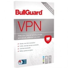BullGuard VPN 1 Year 6 Device 5 Licence Multipack