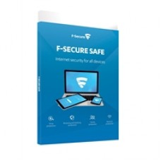 F-Secure SAFE Multi-Platform Internet Security 1 Year 3 Device For All Devices Retail 10 Pack